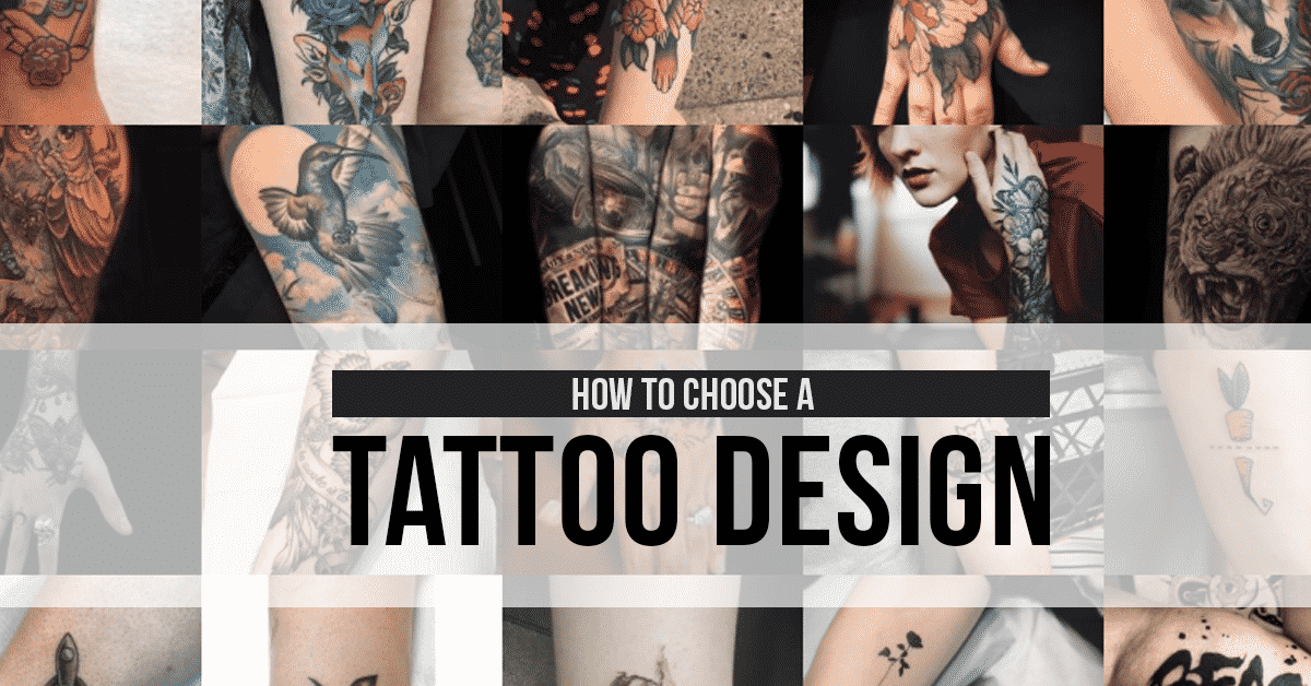 How to choose a tattoo design