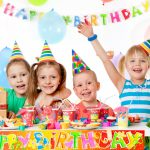 Tips to arrange a kids party